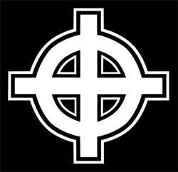 CELTIC-CROSS-sticker
