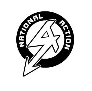 National Action Neo Nazi logo.